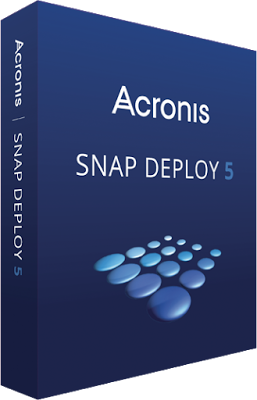 Acronis Snap Deploy 5.0 Activation Keys Full FREE