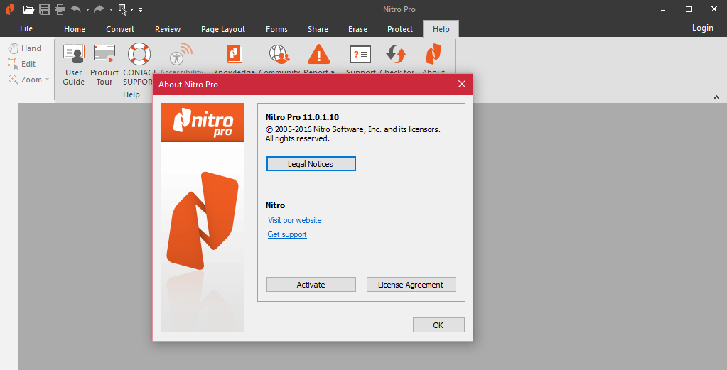 Nitro Pro 12 16 0 Crack Plus Serial Number Free Download