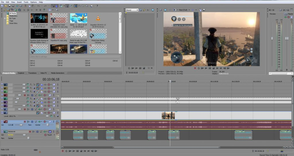 Sony Vegas Pro 14.01 Activation Key Plus Crack [Latest]