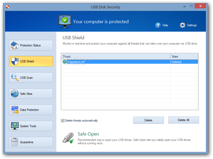 USB Disk Security 6.8.0 Crack With License Code Free Download