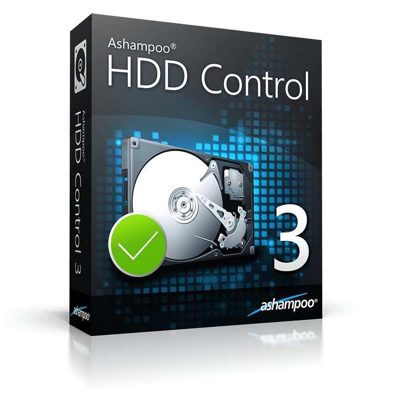Ashampoo HDD Control 2017 Activation Key