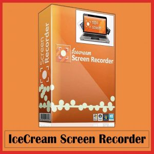 IceCream Screen Recorder 5.07 Serial Key With Crack Download