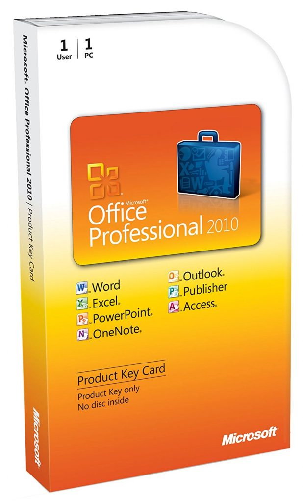 Microsoft Office Professional Plus 2010 Product Key + Crack Free