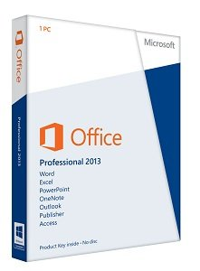 Microsoft Office Professional Plus 2013 Product Key [Upgraded]