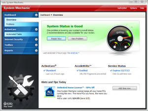 System Mechanic Pro 18.6.0 Activation Key [Crack] Free Download