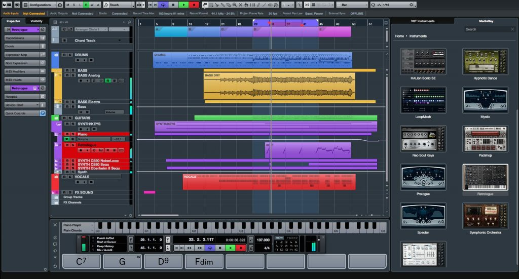 Cubase 8.5 Pro Activation Code + Crack Free Download Full Version.