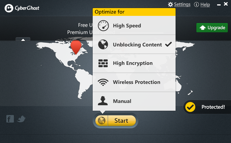 CyberGhost VPN 6.5.1 Crack + Serial Key Free Download [Latest]