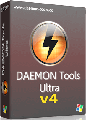 DAEMON Tools Ultra 5 License Key & Crack Patch Download