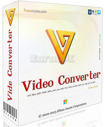 Freemake Video Converter Gold 4 Activation Key 2018 [Cracked]