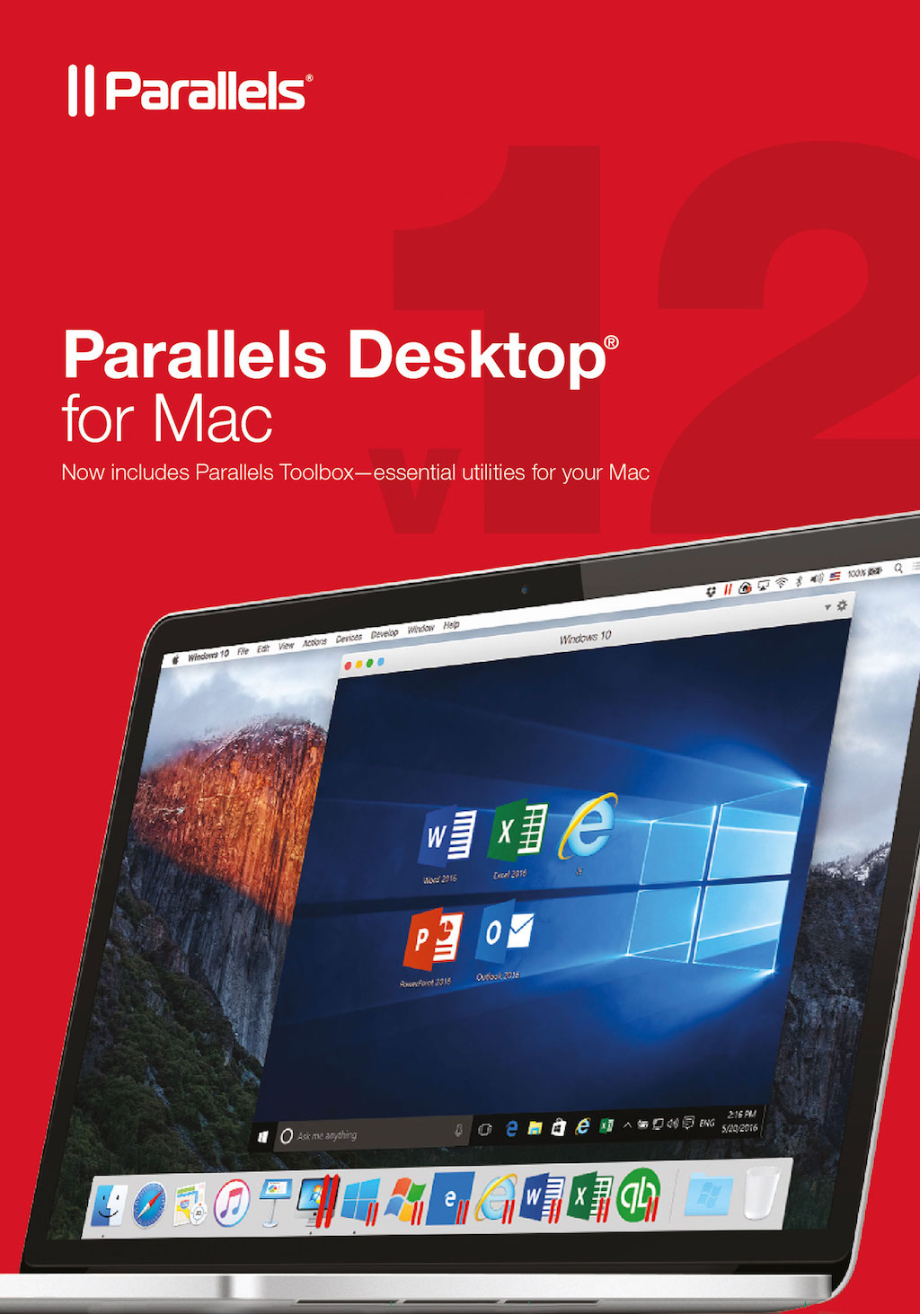 Parallels Desktop 12 Crack With Activation Key [Mac/Windows]