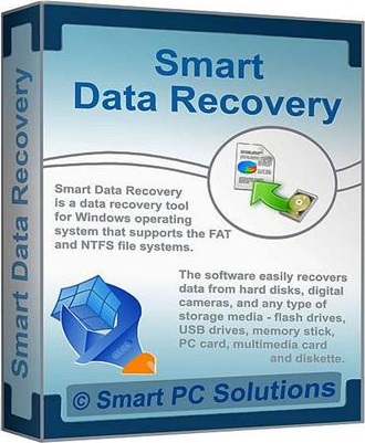 Smart Data Recovery 5.0 Key and Crack Free Download