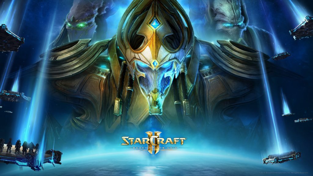 Starcraft 2 Legacy Of The Void CD Key Activation Free..