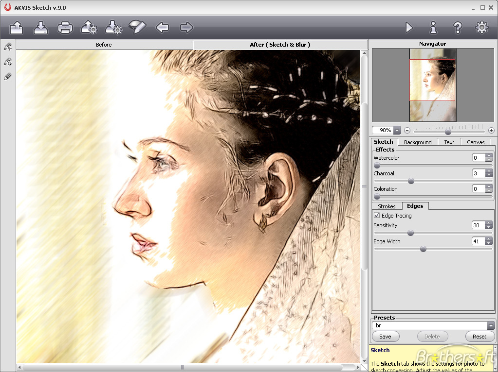 AKVIS Sketch Full v19.0.3143.14292 [ Crack + Keygen ] 32×64 bit