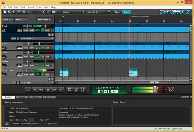 mixcraft 8.1 keygen download