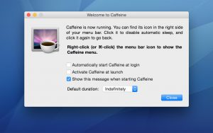 Caffeine for Mac Full Version Free Download