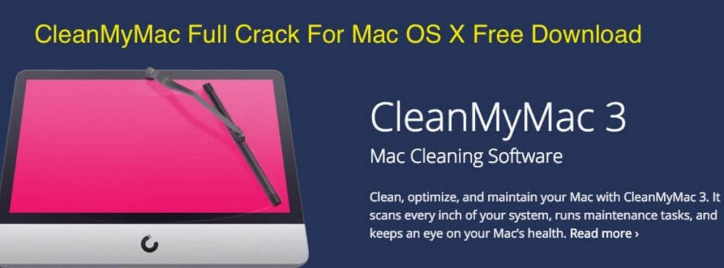 CleanMyMac 3.5.4 Activation Key Final Pre-Cracked ! [Mac OSX]