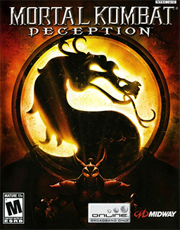Mortal Kombat Deception Full PC [ Activation Keys + Crack ] Free Download
