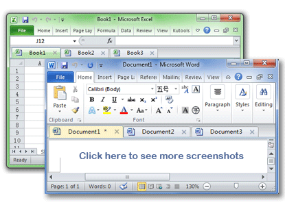 Office Tab Enterprise 12 Full Version