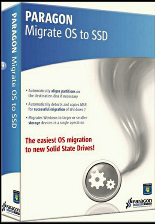 Paragon Migrate OS 5.0 Activation Key With Crack Full Version.