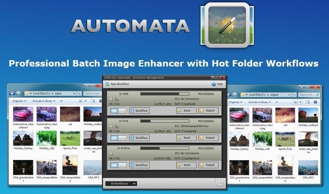 SoftColor Automata Pro v1.9.9 Crack & Activation Keys Full