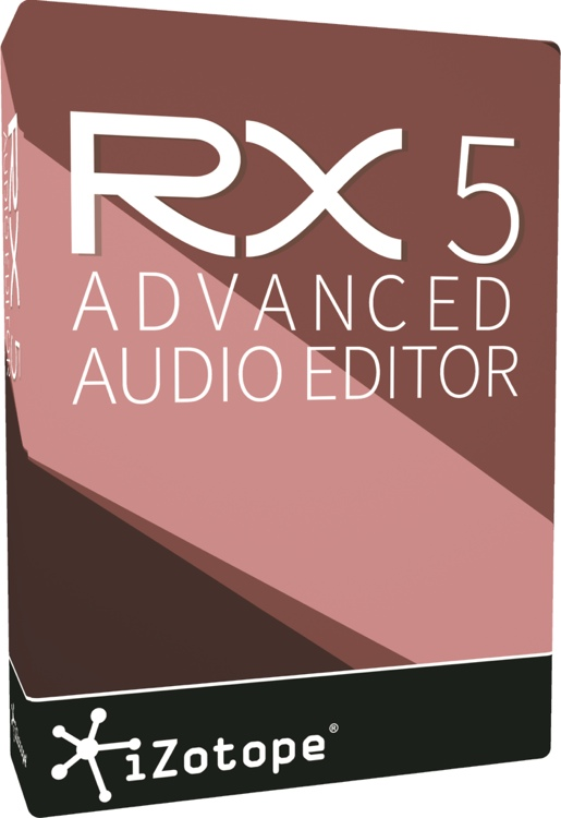 iZotope RX 5 Advanced Audio Editor Activation Key Free