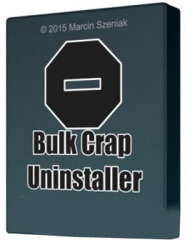 Bulk Crap Uninstaller 3.7.0 Crack Free Download
