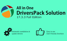DriverPack Solution 17.9.3 For Windows 7, 8 & 10