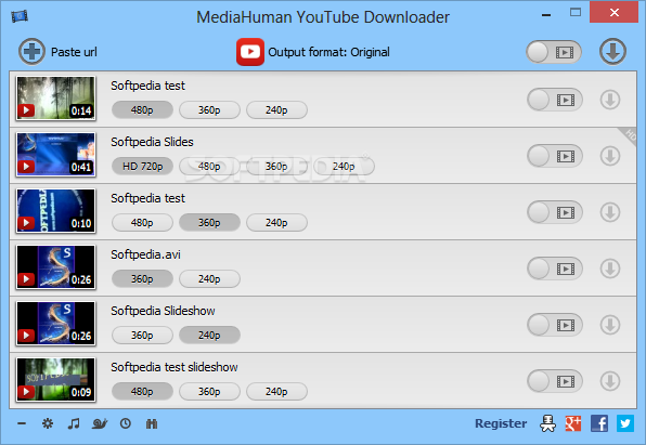 MediaHuman YouTube Downloader 3.9.8 Crack Full Version