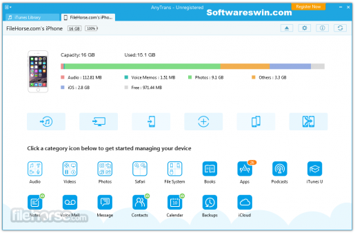 AnyTrans 6.3.2 Crack & License Code Free Download