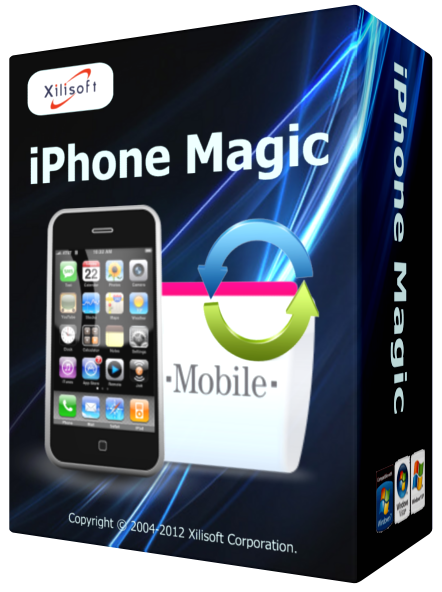 Xilisoft iPhone Magic Platinum Crack & Serial Keygen Free Download