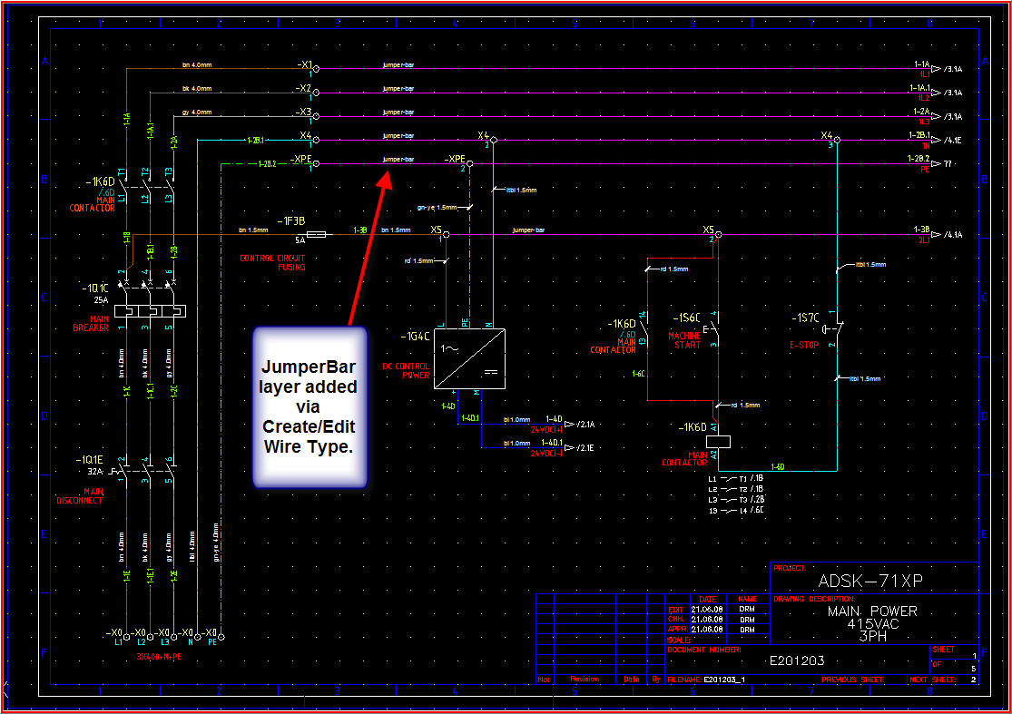 Jumper Distribution Panel Wiring Diagram Guide And Troubleshooting Power Capacitor Bank Autodesk Autocad Electrical 2018 Activation Code Crack Free Download Keys