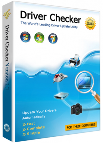 Driver Checker 2.7.5 Serial Key & Crack Free Download