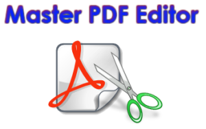 Master Pdf Editor 4.1.20 Registration Code & Crack for [ Windows + MAC + Linux ]