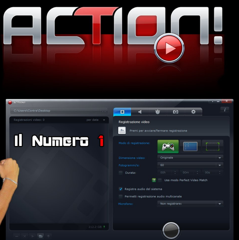 Mirillis Action 3.1.2 Crack With Keygen 2018 Free Download