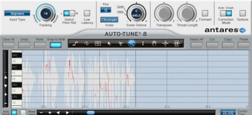 Antares Autotune 8 Crack Plus Keygen Keys Download Free