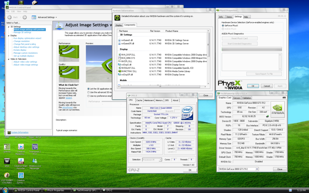NVIDIA Forceware 382.05 WHQL Win7 32-bit Download