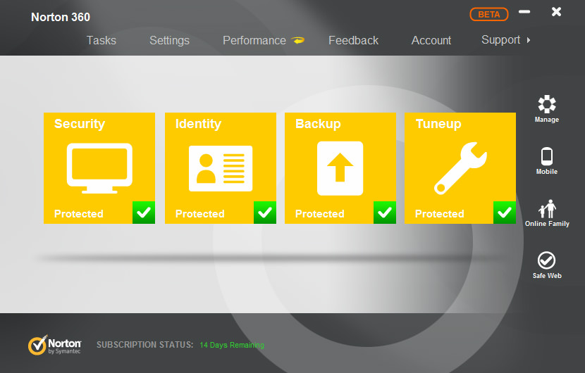 Norton Internet Security 2017 Crack + Activation Keys Download Free