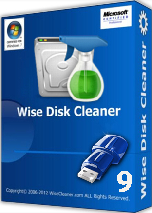 Wise Disk Cleaner 9.71.688 Activation Key & Crack 2018