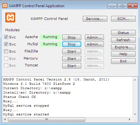 XAMPP 7.1.2 Download Free For Windows [Latest]