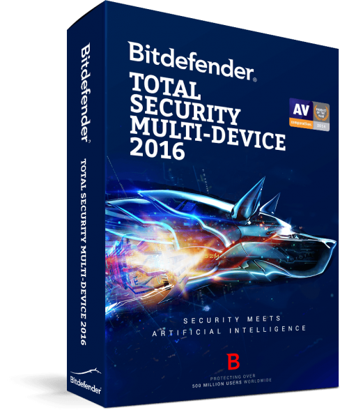 Bitdefender Total Security 2016 Crack & License Key [Latest]
