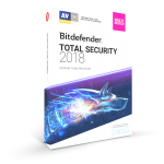 Bitdefender Total Security 2018 License Key + Crack [Updated]
