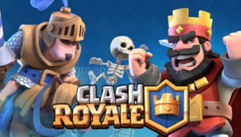 Clash Royale Cracked 2.3.2 / Unlimited MOD APK