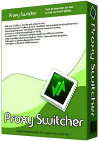 Proxy Switcher Standard 6.2.0 Crack + Serial Key Free Download