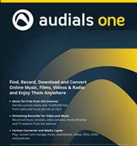 Audials One 2019 Crack With Serial Key Full Free Download