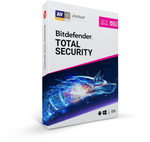 Bitdefender Total Security 2019 License Key + Crack Full [Updated]