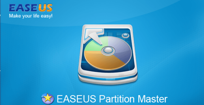 easeus partition master trial version license code