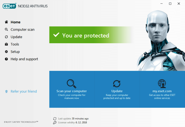 ESET NOD32 Antivirus 12.2.30.0 Crack With Activation Key 2020
